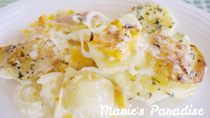 Potato gratin 3